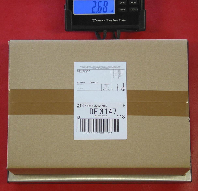 Sehen Sie Ihr persönliches Paket, noch bevor es ankommt!