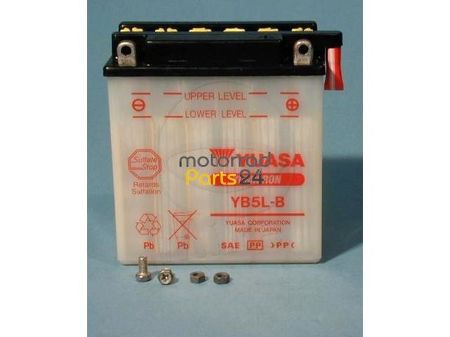 Puch Lido 50 SL Batterie